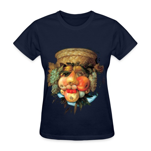 Arcimboldo - Fruit Basket - Women's T-Shirt