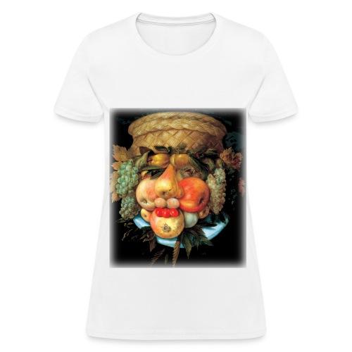 Arcimboldo - Fruit  - Women's T-Shirt