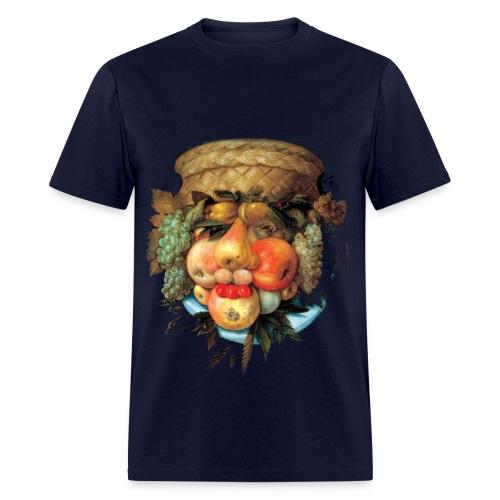 Arcimboldo - Fruit Basket - Men's T-Shirt