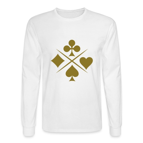 Blvcc Clover Long sleeve - Men's Long Sleeve T-Shirt