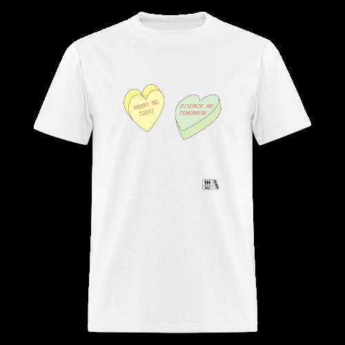 Candy Hearts FotL - Men's T-Shirt