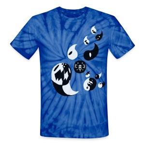 Yin-Yang - Unisex Tie Dye T-Shirt
