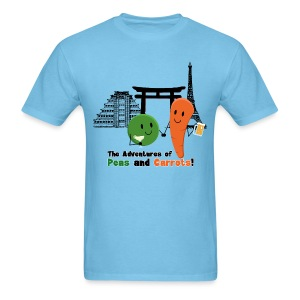 Drinks Around the World Peas and Carrots Men's T-shirt - Men's T-Shirt