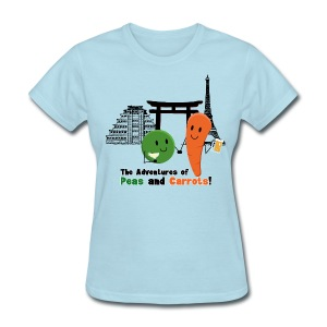 Drinks Around the World Peas and Carrots Women's T-shirt - Women's T-Shirt