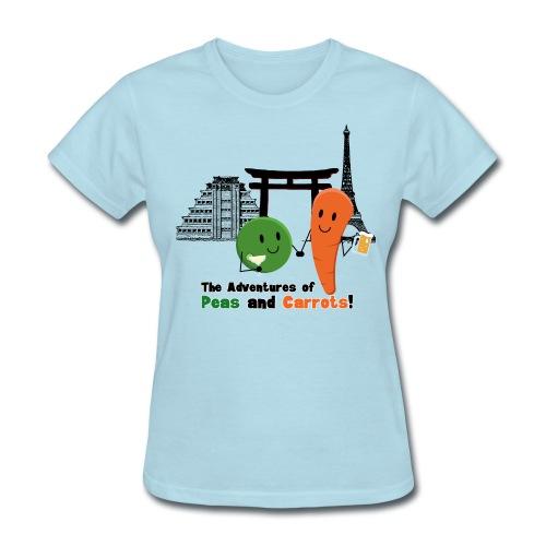 Drinks Around the World Peas and Carrots Women's T-shirt - Women's T-Shirt