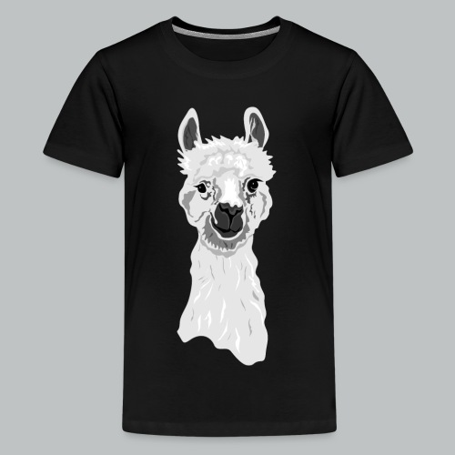 Alpaca - Kid's - Kids' Premium T-Shirt
