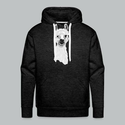 Alpaca  - Men's Premium Hoodie
