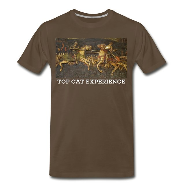 TOP CAT EXPERIENCE T-SHIRT