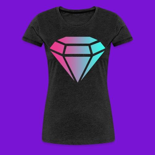 DC tee women - Women's Premium T-Shirt