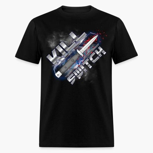 Killswitch Hunter Grey - Men's T-Shirt