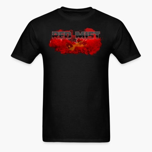 Red Mist Men's - Men's T-Shirt
