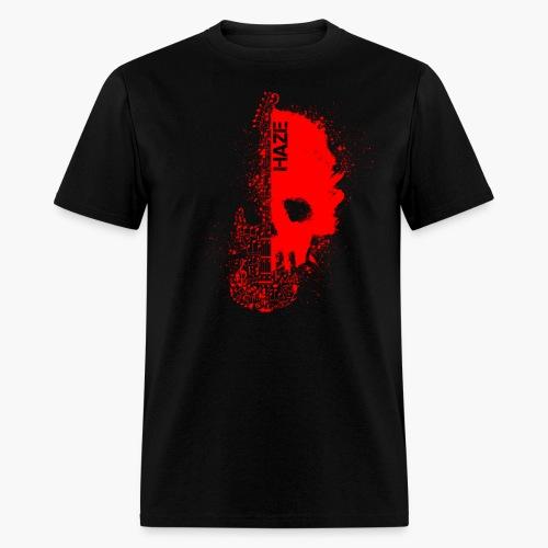 Haze RED Guitar Tee - Men's T-Shirt