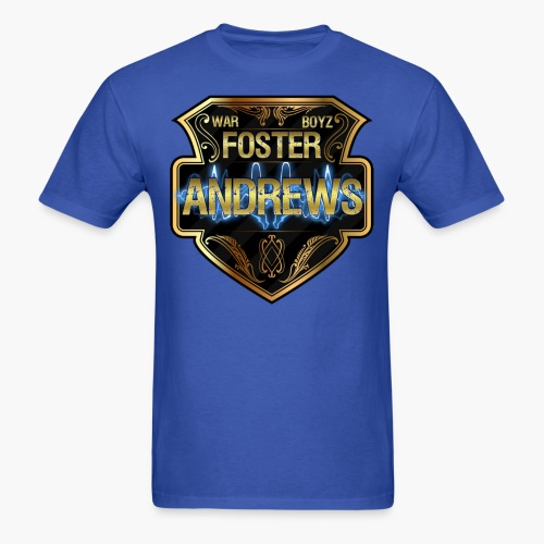 Foster Andrews WB Badge - Men's T-Shirt