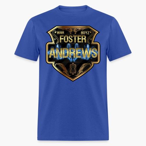Foster Andrews WB Badge - Men's T-Shirt