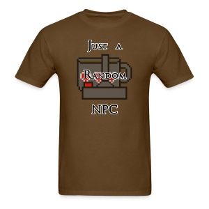 Just a random  Shirt (Male) - Men's T-Shirt