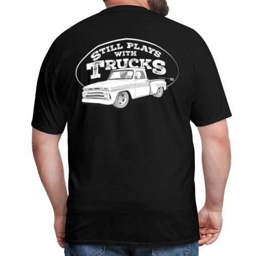 64-66 C10 Stepside Tee (White graphic on Back) - Men's T-Shirt