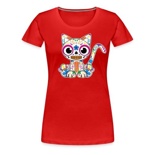Streminou Skull - Women's Premium T-Shirt