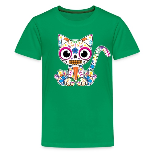 Streminou Skull - Kids' Premium T-Shirt