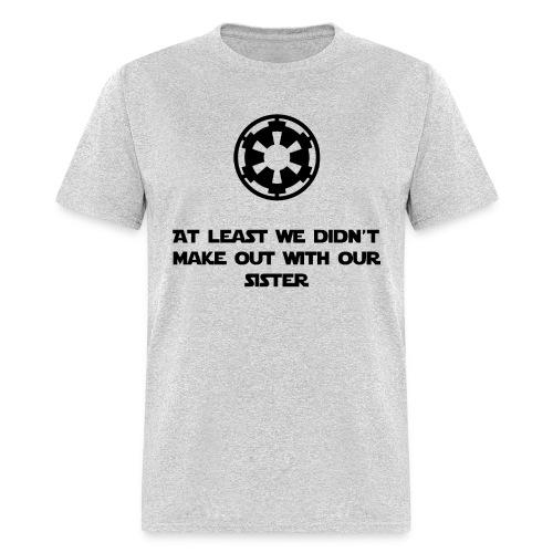 Star Wars incest joke - Men's T-Shirt