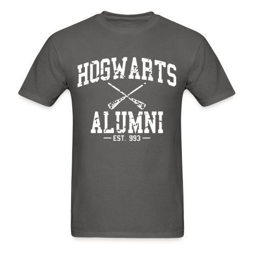 Hogwarts alumni - Men's T-Shirt