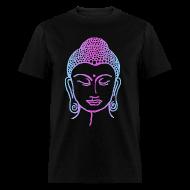 T-Shirts ~ Men's T-Shirt ~ Tye-Dyed Buddha