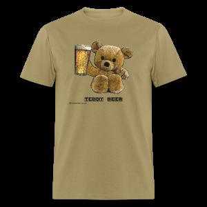 Teddy Beer Men's T-Shirt - Men's T-Shirt