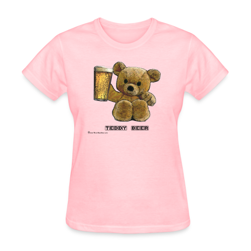 Teddy Beer Women's T-Shirt - Women's T-Shirt