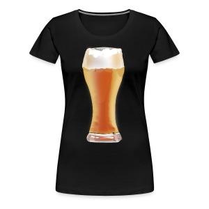 Beer (ADD CUSTOM TEXT) - Women's Premium T-Shirt