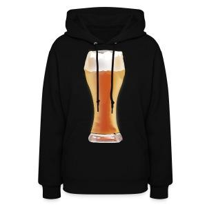 Beer (ADD CUSTOM TEXT) - Women's Hoodie