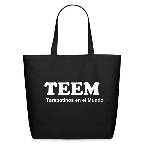 Bolsa Ecologica TEEM - Eco-Friendly Cotton Tote