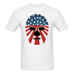 LuchaProUSA Mask - Men's T-Shirt