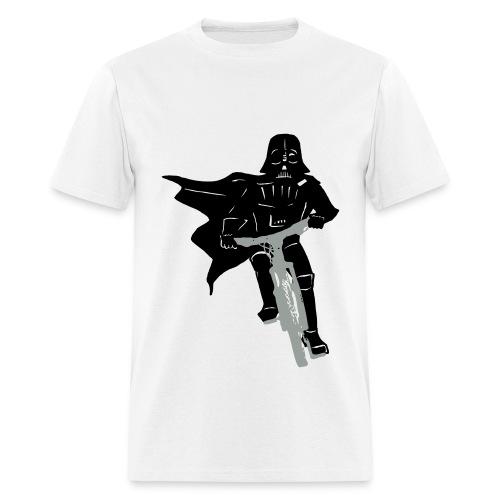 Biker Vader Mens Shirt - Men's T-Shirt