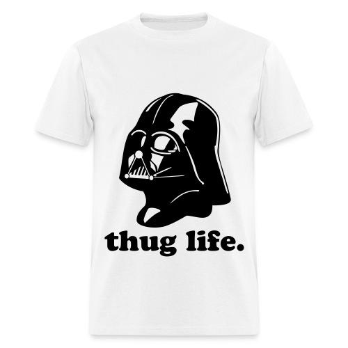 Darth Vader Thug Life Mens Shirt - Men's T-Shirt