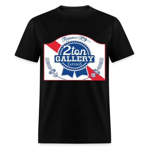 Men's 2Ton King of Beers Shirt - Men's T-Shirt