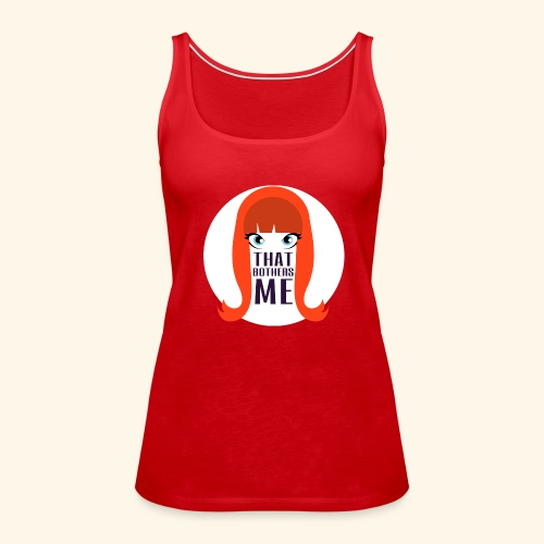 Miss Coco Peru TBM Ladies Tank - Women's Premium Tank Top