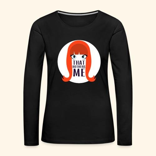 Miss Coco Peru TBM Ladies Long Sleeve Tee - Women's Premium Long Sleeve T-Shirt