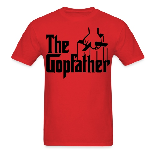 The Gopfather - Men's T-Shirt