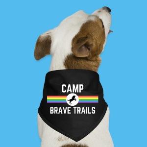 Brave Trails Dog Bandana - Dog Bandana