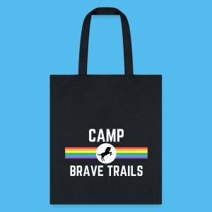 Camp Brave Trails Pride Tote - Tote Bag