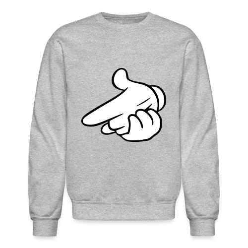 Hands Crewneck - Crewneck Sweatshirt