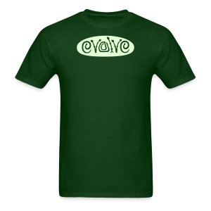 Evolve Glow in the Dark - Men's T-Shirt