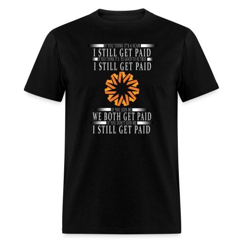 Ambit Get Paid - Men's T-Shirt