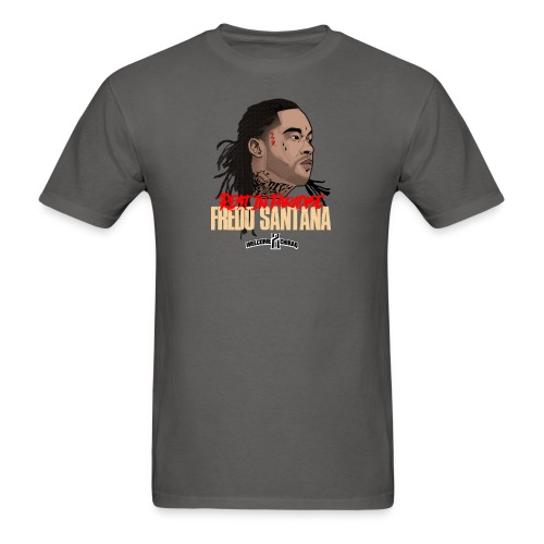 Official RIP Fredo Santana (LIMITED EDITION) T-Shirt - Men's T-Shirt