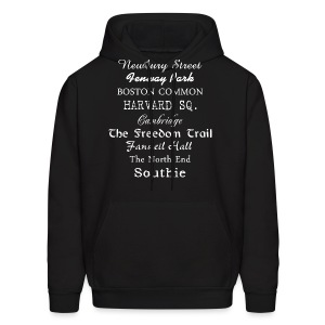 Boston Things - Men's Hoodie