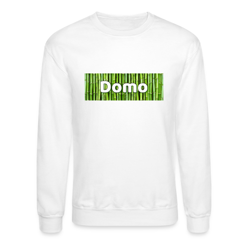 Box logo domo sweatshirt - Crewneck Sweatshirt