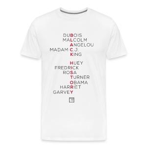 Men's The BLK HST Tee - Men's Premium T-Shirt