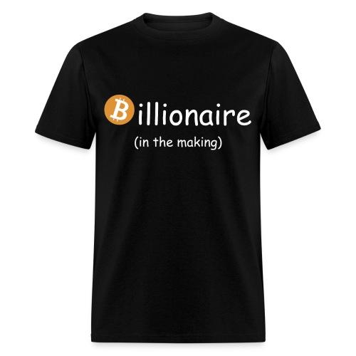 Bitcoin Billonaire  - Men's T-Shirt