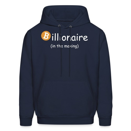 Bitcoin Billonaire  - Men's Hoodie