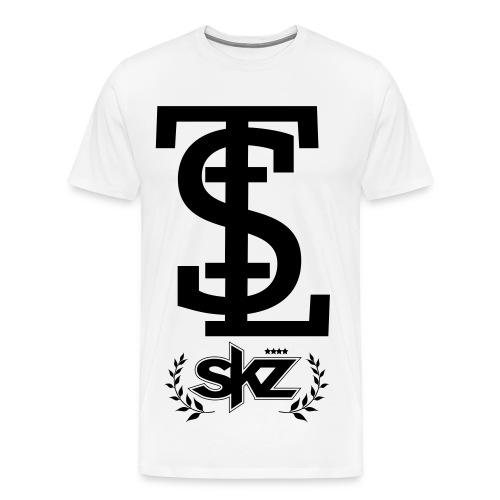 New STL black - Men's Premium T-Shirt