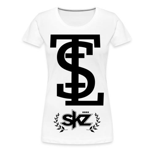 New STL black - Women's Premium T-Shirt
